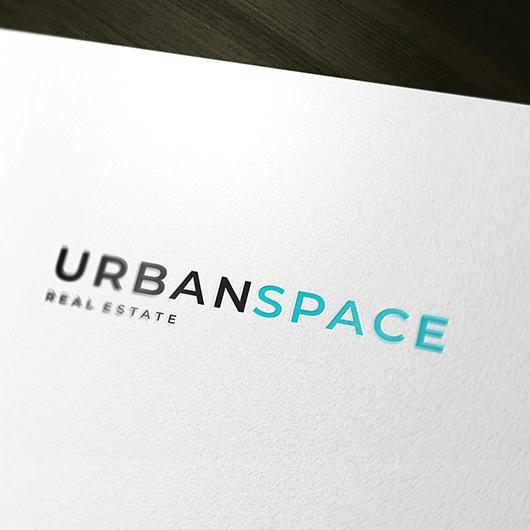 iBlend_agency porfolio cover brand identity UrbanSpace